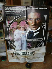 THE BOSTONIANS, orig 1-sht / movie poster (Christopher Reeve, Vanessa Redgrave)