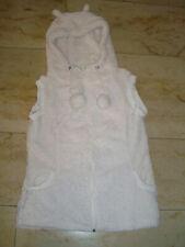 Fleece Weste (Teddy) v. Madonna/Staccato Gr. M. f. Damen/Mädchen beige