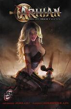 Arhian Head Huntress #2 ARH Studios Comix Comics 1st Print 2016