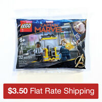 30453 LEGO Marvel Super Heroes Captain Marvel and Nick Fury Polybag | New