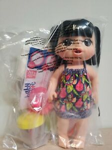 Hasbro Baby Alive Sweet Spoonfuls Baby Doll with Food Accessories