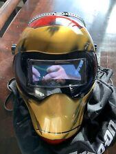 Snap On Z87+ Tools Welding Helmet Iron Man Adjustable Lens