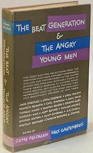 Allen Ginsberg / The Beat Generation and the Angry Young Men Signed 1st #284207