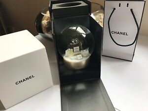 ❤️❤️Chanel Snow Globe Vip Gift Brand New Not Available In Shops Uk 😘