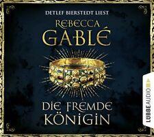 Die fremde Königin von Rebecca Gablé (2017, Hörbuch)