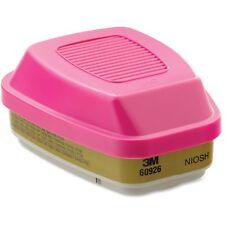 3M Multi Gas/Vapor Cartridge/Filter 60926 Pink/Yellow