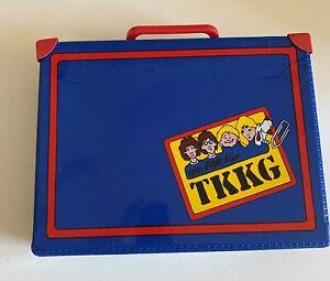TKKG Hörspiel Kassetten Koffer mit verschiedenen Hörspiel Kassetten + 6 Hörspiel