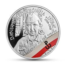Poland / Polen - 10zl Danuta Siedzikowna Inka