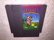 NES Open Tournament Golf (Nintendo Entertainment System, 1991) NES Game Exc!
