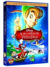 LE AVVENTURE DI PETER PAN (DVD) NUOVO, ITALIANO, ORIGINALE