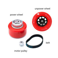 BENCHWHEEL Drive Pulley Motor Pulley Kit for DIY Electric Skateboard Longboard