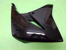 - Yamaha xt125x xt125r XT 125 rivestimento serbatoio sinistro NERO SERBATOIO COVER BLACK