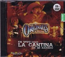 Los Originales de San Juan en vivo Desde La Cantina de mi Barrio CD+DVD