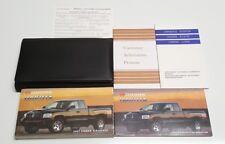 2007 DODGE DAKOTA OWNERS MANUAL CLUB CAB QUAD CAB ST SLT 4X4 2WD V8 4.7L V6 3.7L