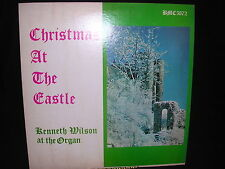 Christmas At The Castle Kenneth Wilson At The Organ BMC 5072 NM/VG+ Free Ship