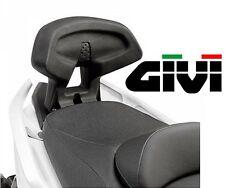 schienale passeggero GIVI YAMAHA Tmax 530 T-Max 500 08 17 schienale NUOVO TB2013