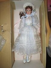 """Vintage Victoria 20 """" Gorham Doll from the Victorian Cameo Collection *Coa *1990"""