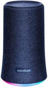 Soundcore Flare 2 Portable Bluetooth Speaker - Blue