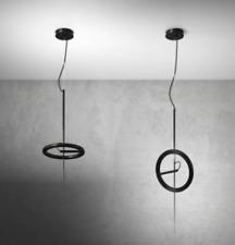 Ingo Maurer / Ringelpiez White Suspension Lamp