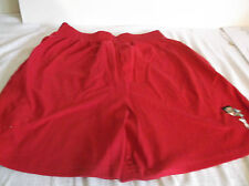 Betty Boop Shorts Women's Red Size Large Elastic Waist 100% Cotton New Tags