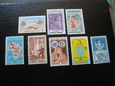 TUNISIE - timbre yvert/tellier n° 472 477 492 497 a 501 n** MNH (COL4)