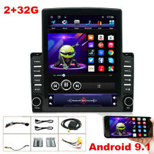 """HD Touch Screen Android 9.1 Car Stereo GPS Navigation Radio Player 4G WIFI 9.7"""""""
