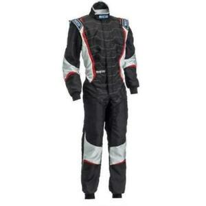 New Sparco Go Kart Racing Suit FIA Level 2 Availale in All Sizes