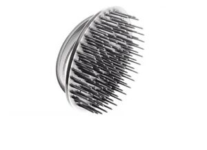 Denman D6 Shampoo - And Massage Brush Sterling Silver