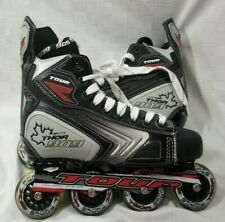 New listing Nice Clean TOUR THOR 909 ROLLER BLADES In Line Hockey Skates MENS 9 EURO 43