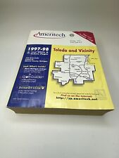 1997-1998 TOLEDO OHIO CITY DIRECTORY-Address-Number PHONE BOOK YELLOW PAGES