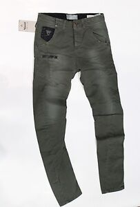 FIFTY FOUR Pantalone Uomo Froid col Verde