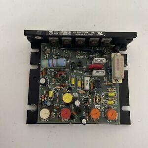 KB ELECTRONICS KBIC-120 120VAC DC MOTOR SPEED CONTROL