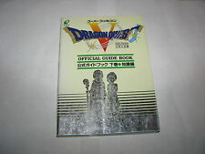 Dragon Quest V Super Famicom Official Guide Book Vol 2 Japan import Knowledge
