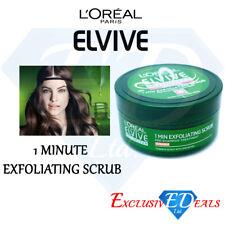 Loreal Elvive Phytoclear Intensive Pre Shampoo 1 Min Exfoliating Scrub 150ml