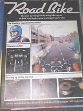 HARLEY DAVIDSON LIBERATOR (ROAD BIKE PART ) SERVICE DATA ECT (CONDITION LISTED)