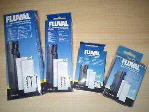 Fluval Filterschwamm ,Filterschaum ,Filterpatrone 1 plus, 2 plus, 3 plus, 4 plus