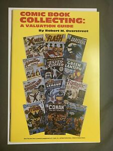1985 Overstreet Comic Book Collecting: Valuation Guide