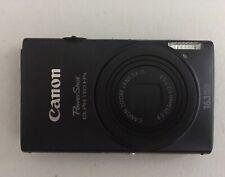 Canon PowerShot ELPH 110 HS / IXUS 125 HS 16.1MP Digital Camera - Black