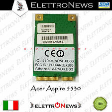 Scheda Di Rete Wireless Acer Aspire 5530 Atheros AR5BXB63