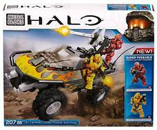 MEGA BLOCKS HALO UNSC FLAME WARTHOG 207pcs ►NEW◄ MISB LEGO COMPATIBILE