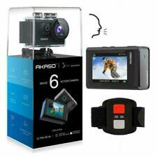 Original AKASO BRAVE 6 Ultra HD 4K Sports Action Camera CAM WiFi 20MP Waterproof