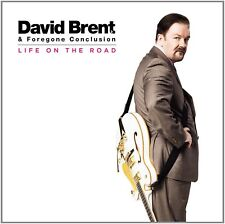 David Brent - Life on the Road (NEW CD)