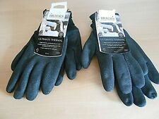 2 New Pairs Of Briers Ultimate Thermal Double Insulated Work Gloves Sized XL