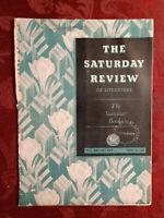 Saturday Review June 19 1943 Henry Morton Robinson Joseph Campbell