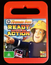 FIREMAN SAM READY FOR ACTION CHILDRENS DVD