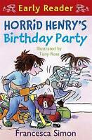 Horrid Henry's Birthday Party: Book 2: (Early Reader) (Horrid Henry Early Reader