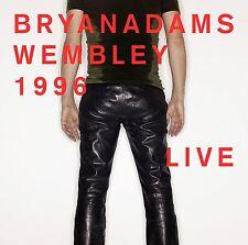 BRYAN ADAMS - WEMBLEY 1996 LIVE (2CD)  2 CD NEU