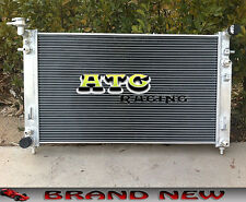 2 Row Aluminum Radiator for HOLDEN COMMODORE VT VX V6 3.8L PETROL 97-02 98 99 00