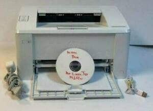 HP LaserJet Pro M102w G3Q35A#BGJ   Laser Jet  Printer