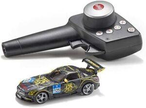 SIKU 6823 Mercedes-Benz SLS AMG GT3 Ferngesteuertes Spielzeugauto, 1:43 Schwarz